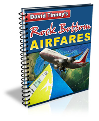 Rock Bottom Airfares